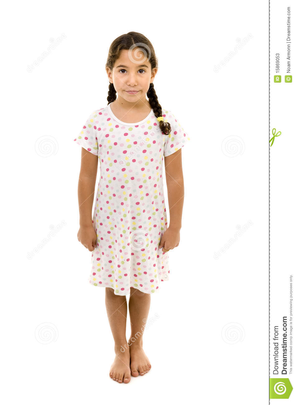 More similar stock images of ` Little girl nightgown `