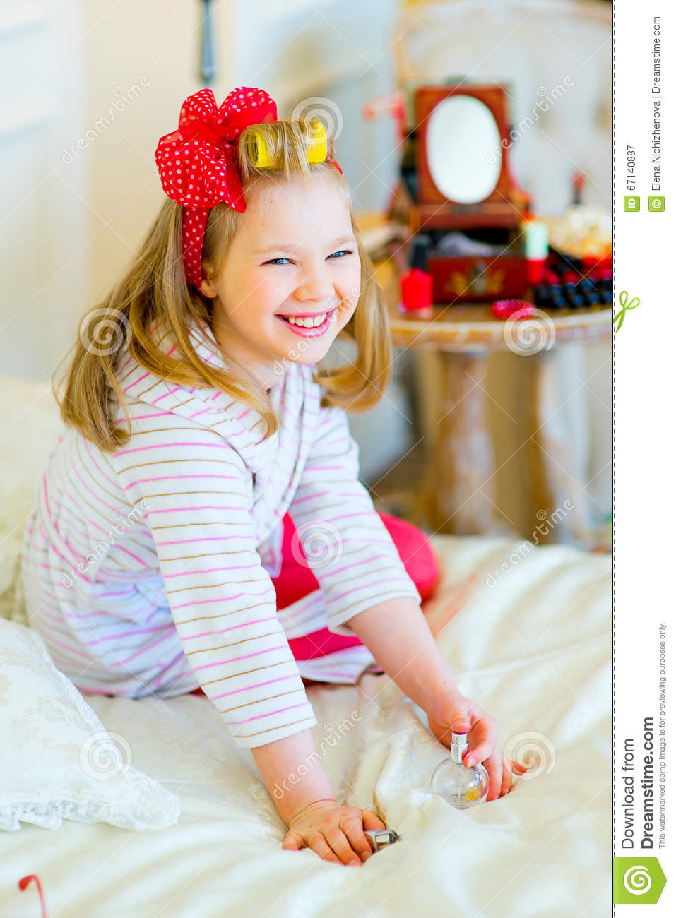 Pin on Little girl style and hair