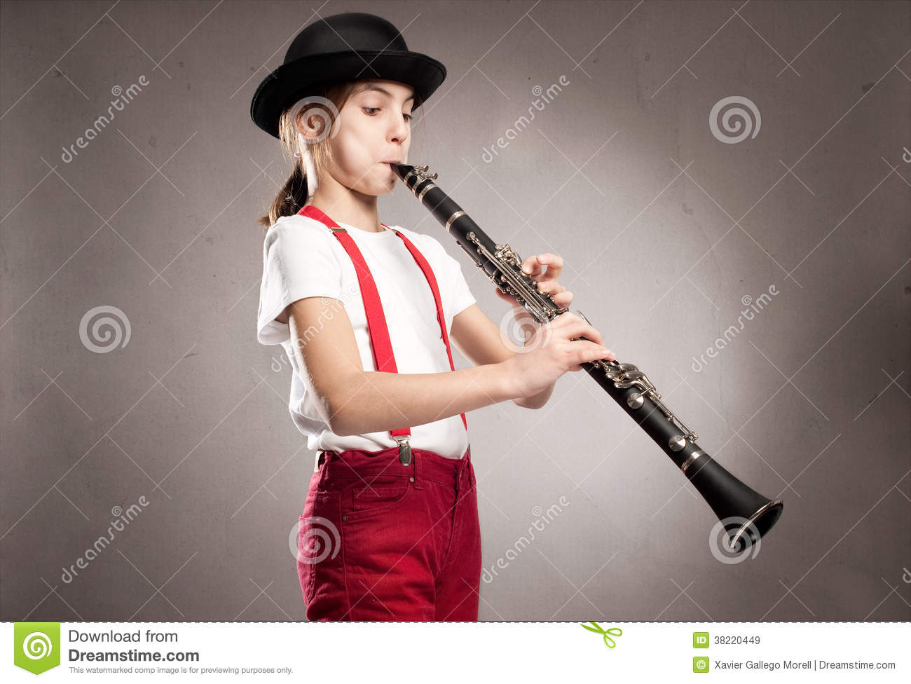 how to play a sharp on the clarinet