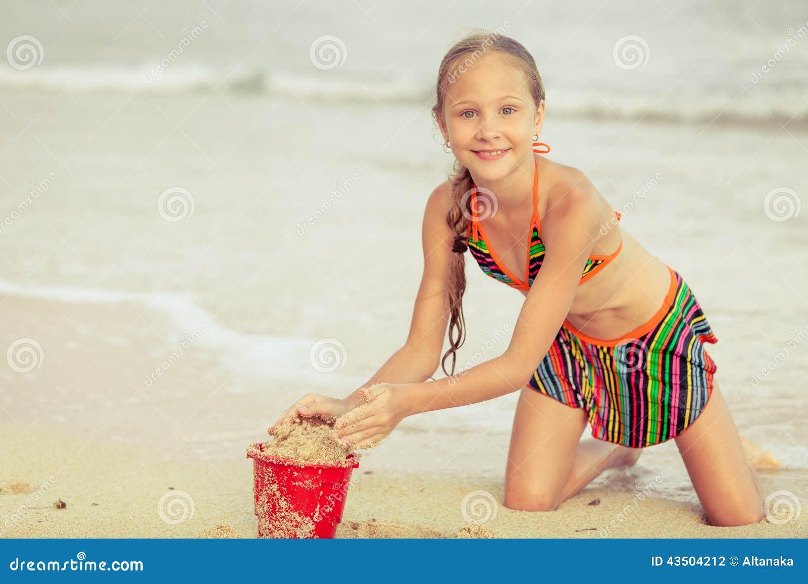 Beach Toys For Girls : Little teen in bikini images usseek