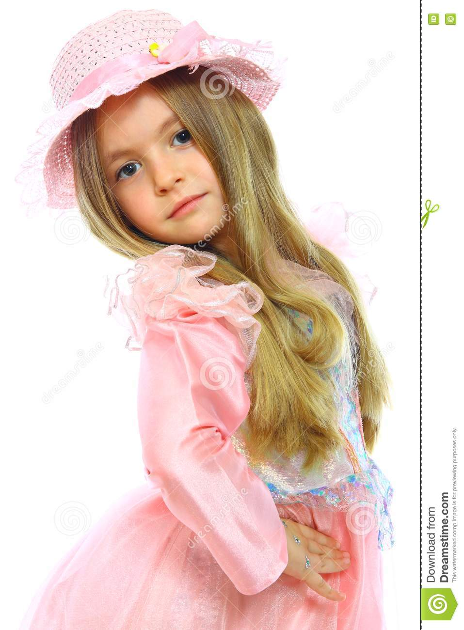 Little Girl Posing Royalty Free Stock Photos - Image: 18643398: dreamstime.com/royalty-free-stock-photos-little-girl-posing...
