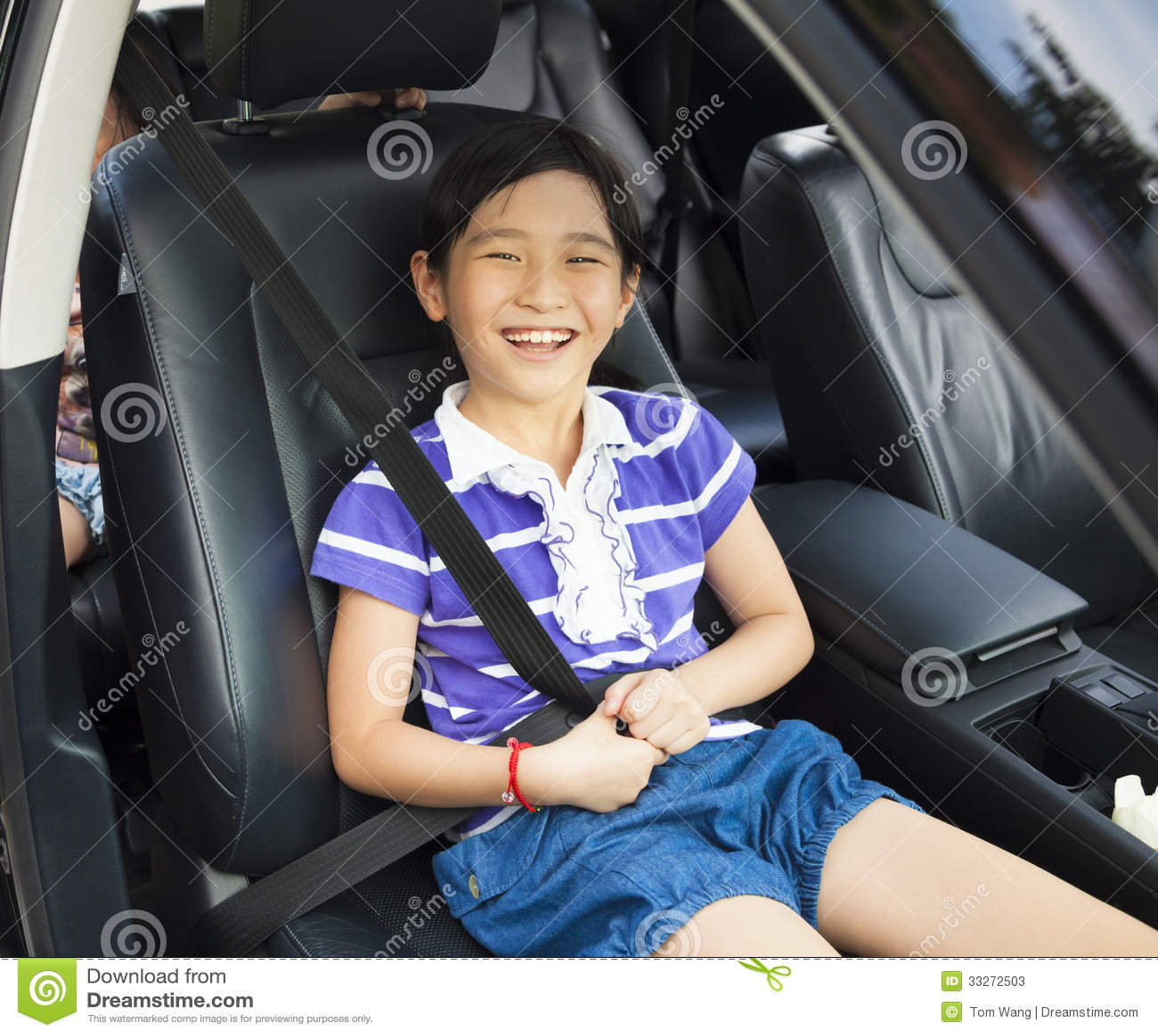 Bikini Girl Driving Naked Seatbelt Images