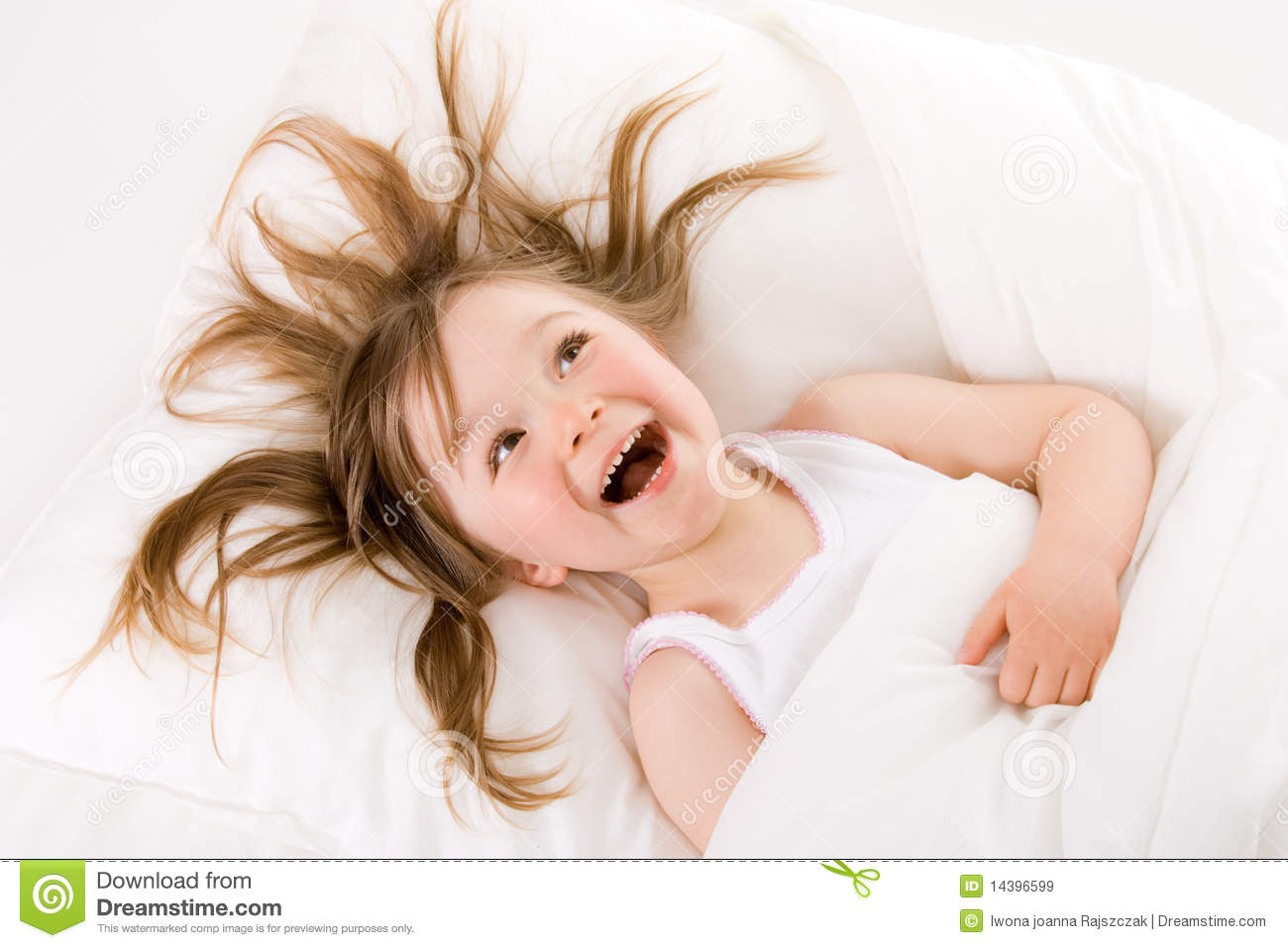 Little Girl Sleeping Royalty Free Stock Images Image