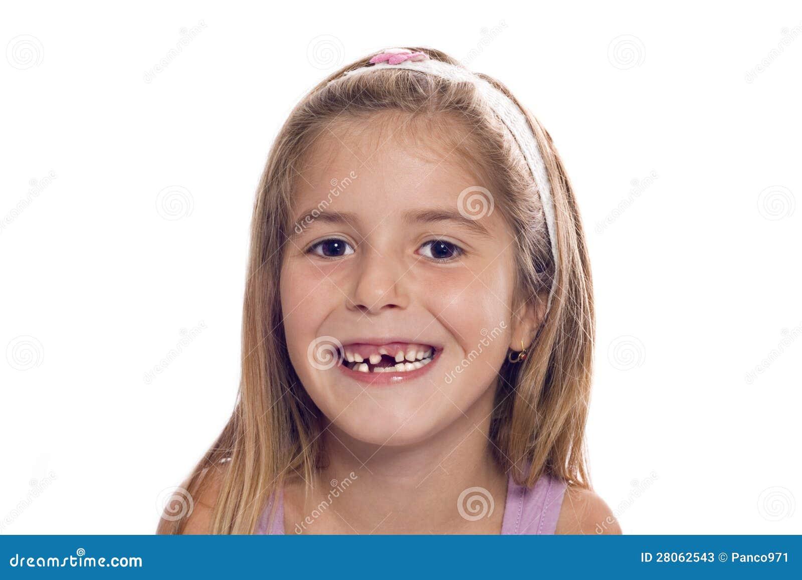 little girl smile stock photos image 28062543