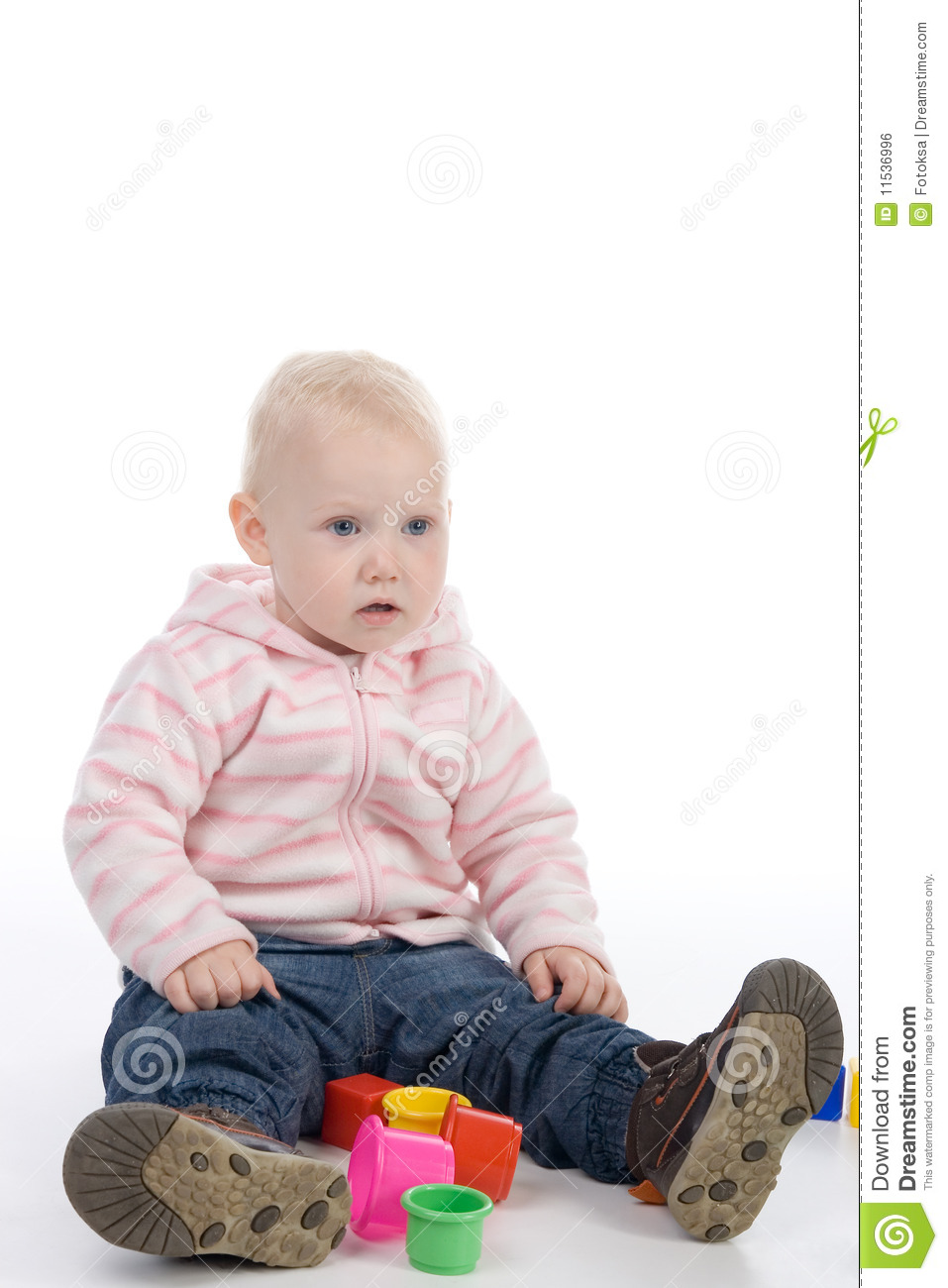 Little Girl Toys : Little girl with toys stock photo image of people