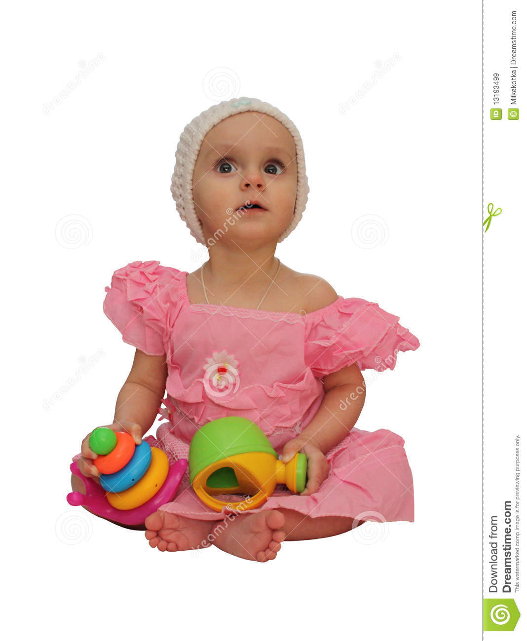 Little Girl Toys : Little girl with toys royalty free stock images image