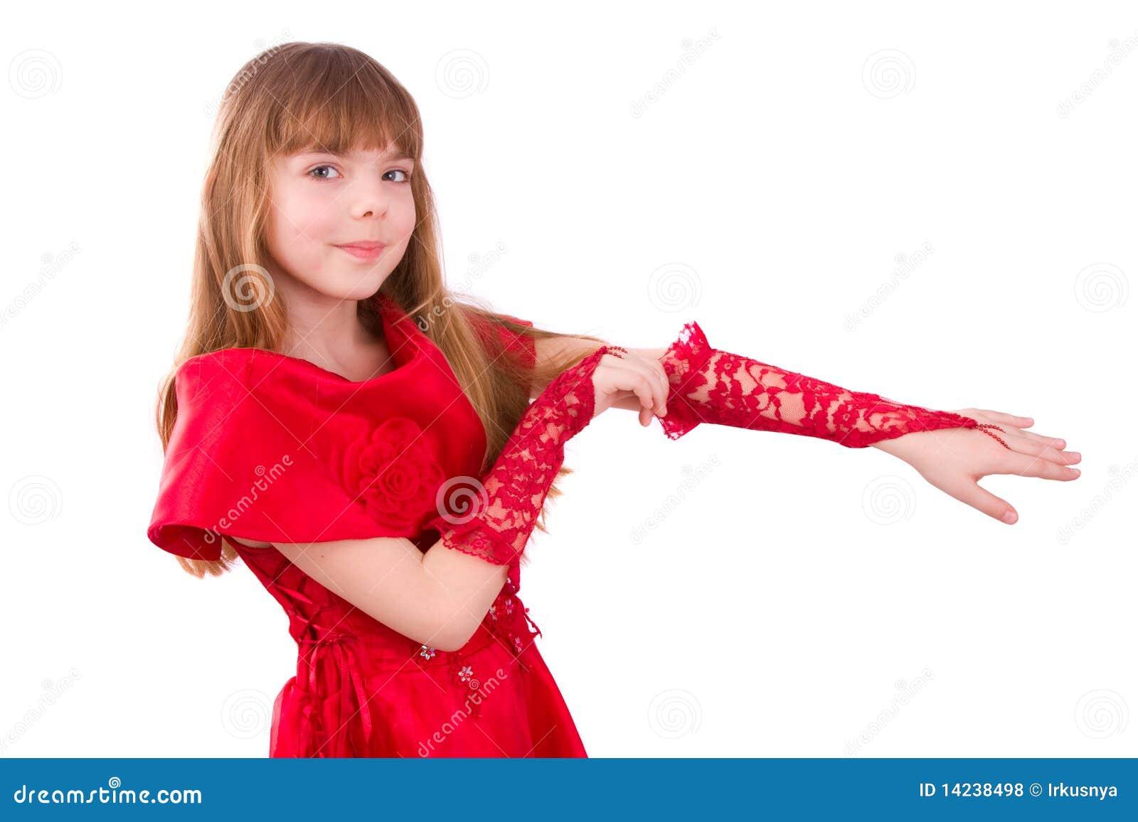 Сняла красное платье 17 фотография