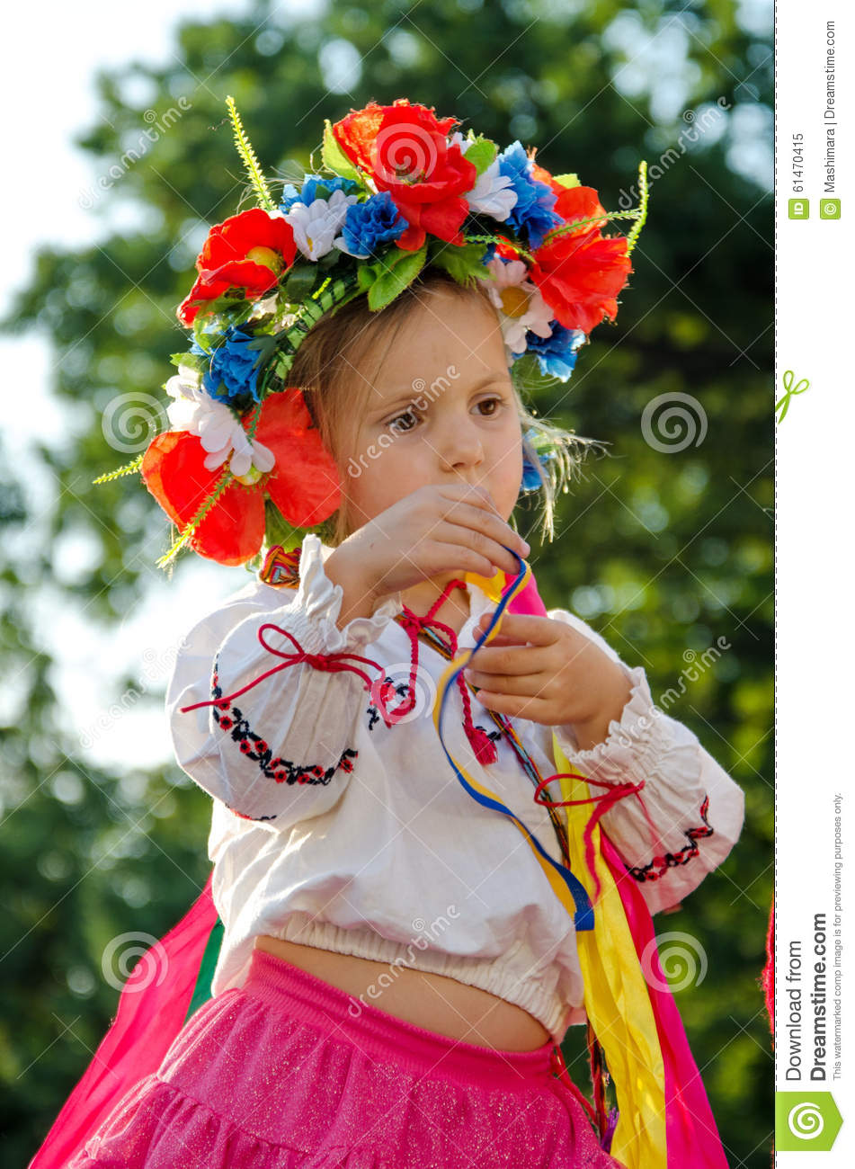 little ukraine girls