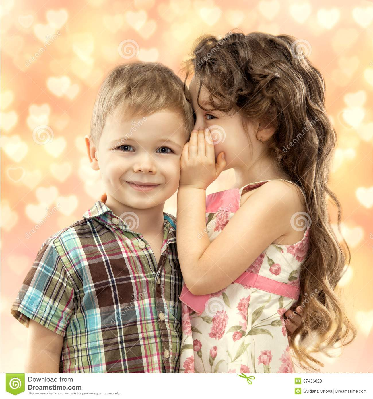 Cute Baby Girl And Boy In Love | www.pixshark.com - Images ...