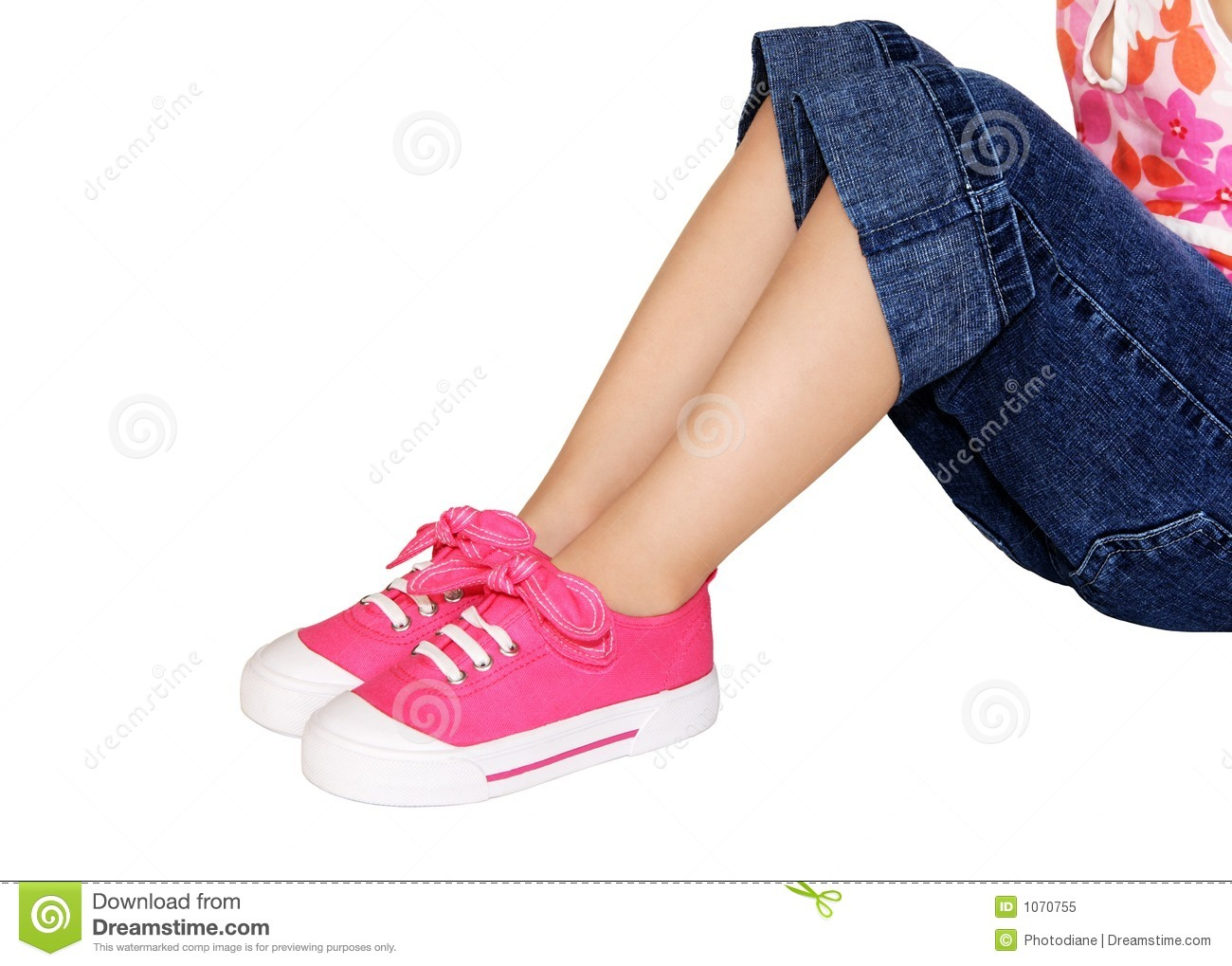 play clothes and shoes stock image image