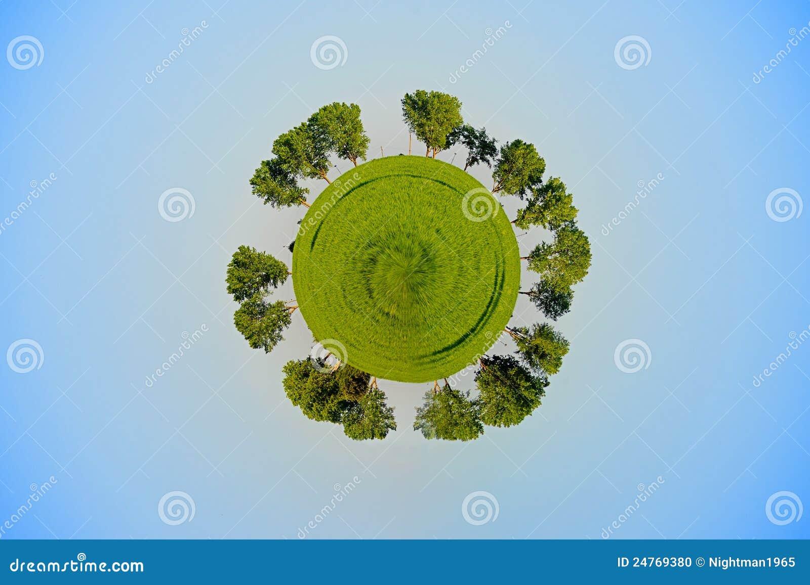 little green planet stock photo image 24769380. Black Bedroom Furniture Sets. Home Design Ideas