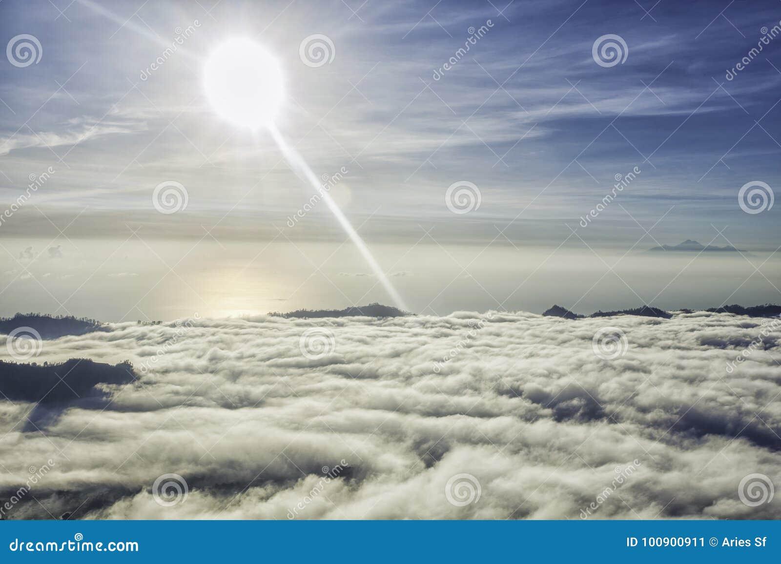 Little heaven above the sky