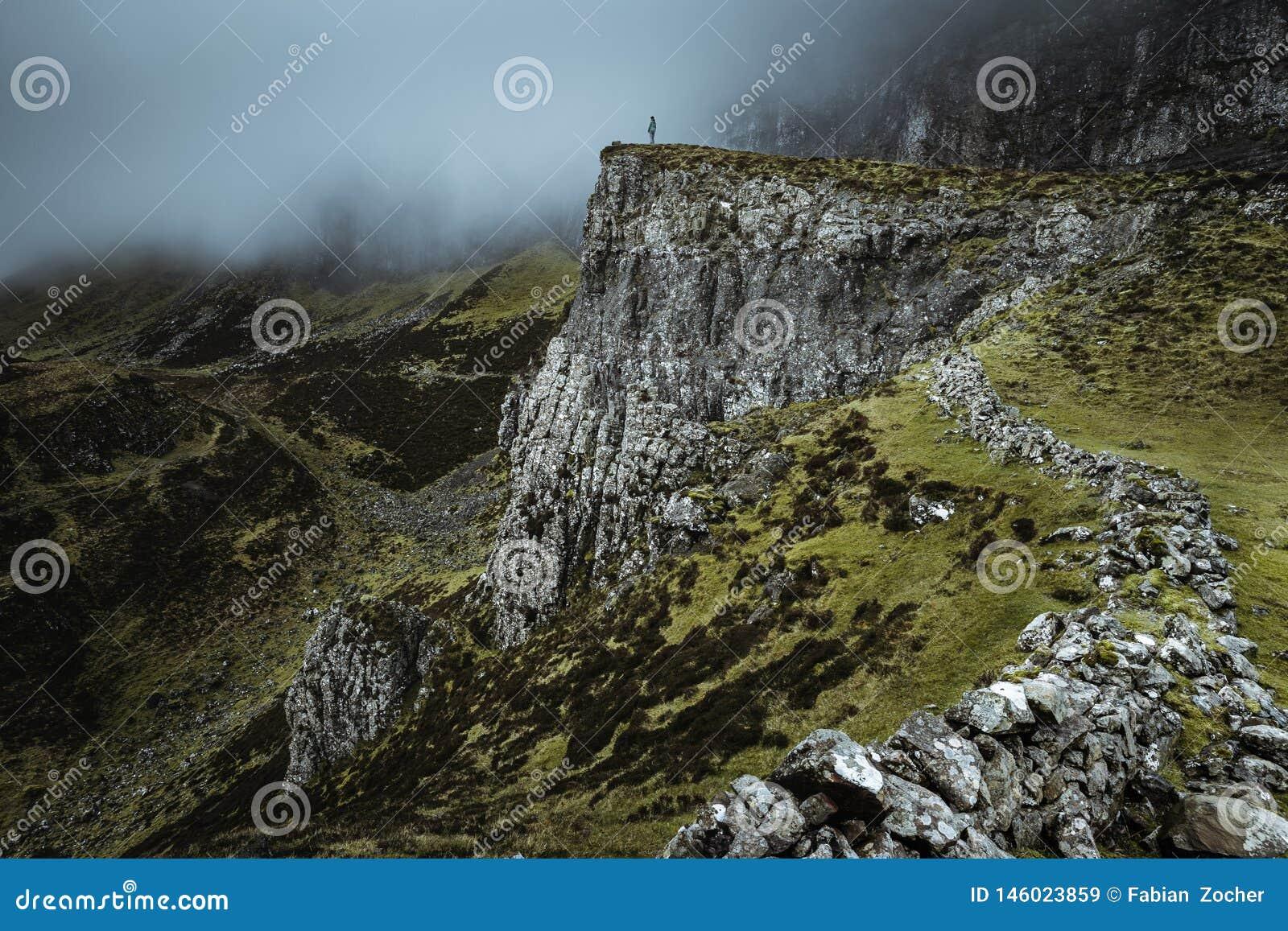 Quiraing - the most beautiful landscape in Scotland