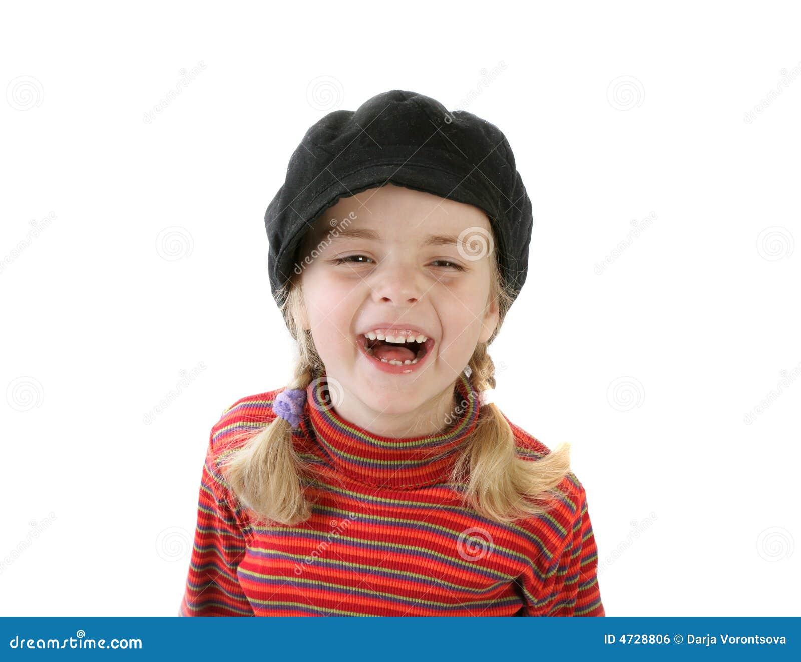 Hair Hatted Hooligans: Little Hooligan Royalty Free Stock Image
