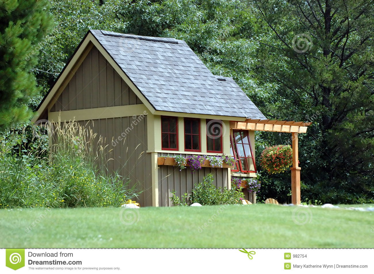 Little house stock photo Image of affordable tiny scale 982754
