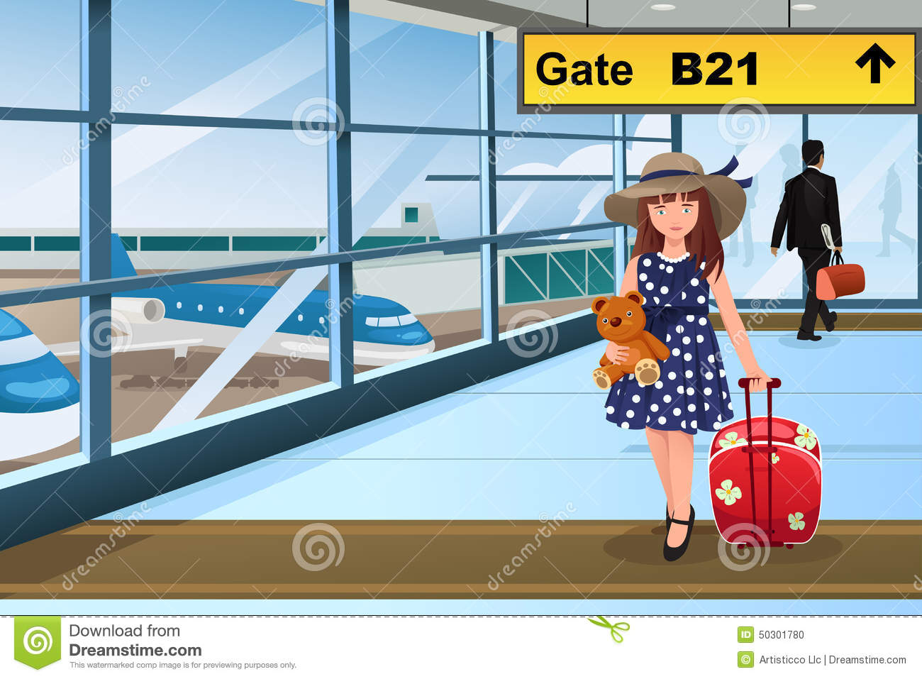 airport safety clipart - photo #31