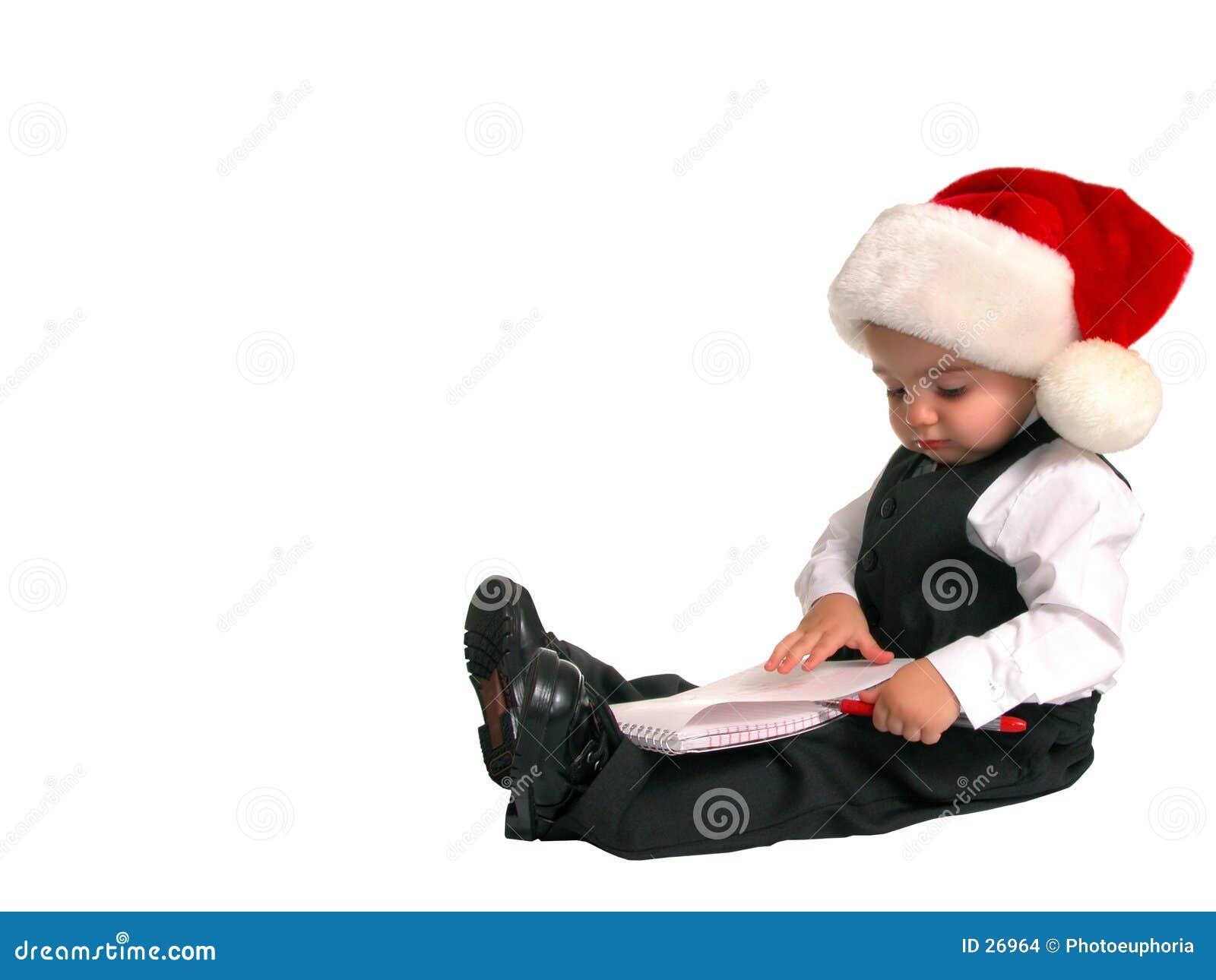 Little Man Series: Christmas List