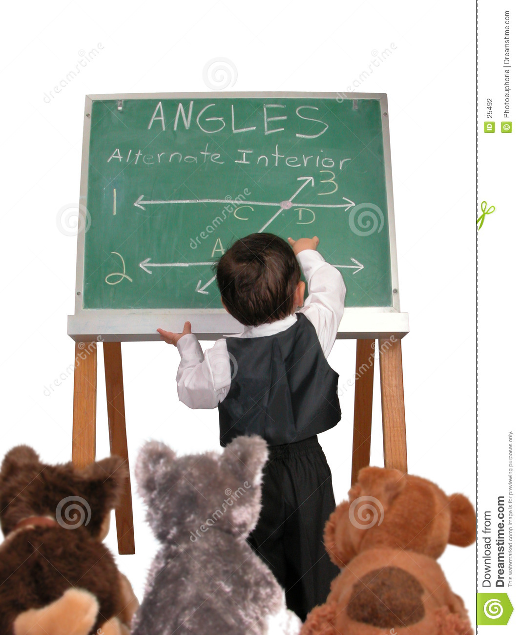 Little Man Series: Lecture on Angles