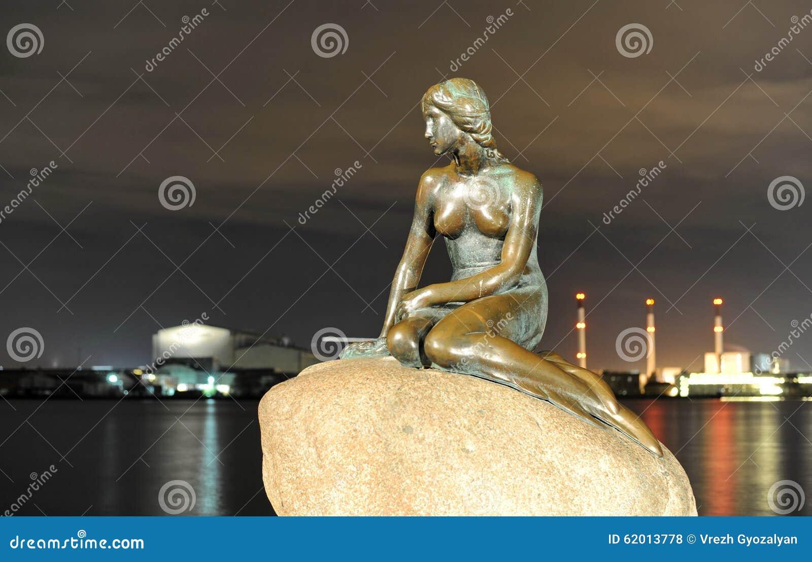 Little mermaid, Copenhague, Dinamarca