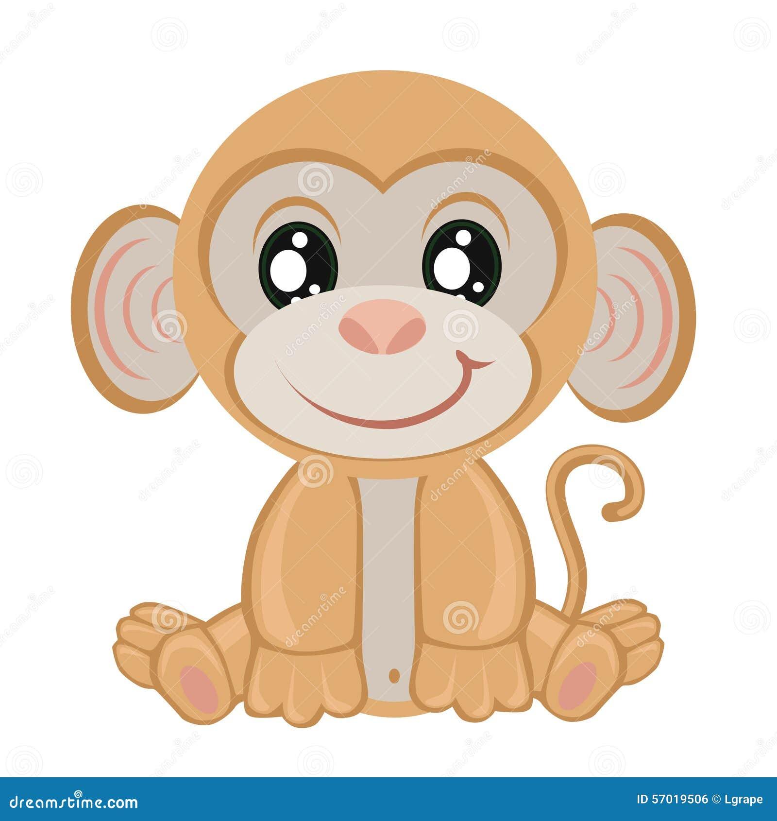 Similiar Little Monkey Clip Art Keywords