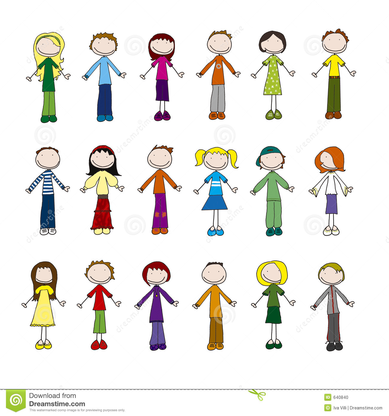 More similar stock images of ` Little people `