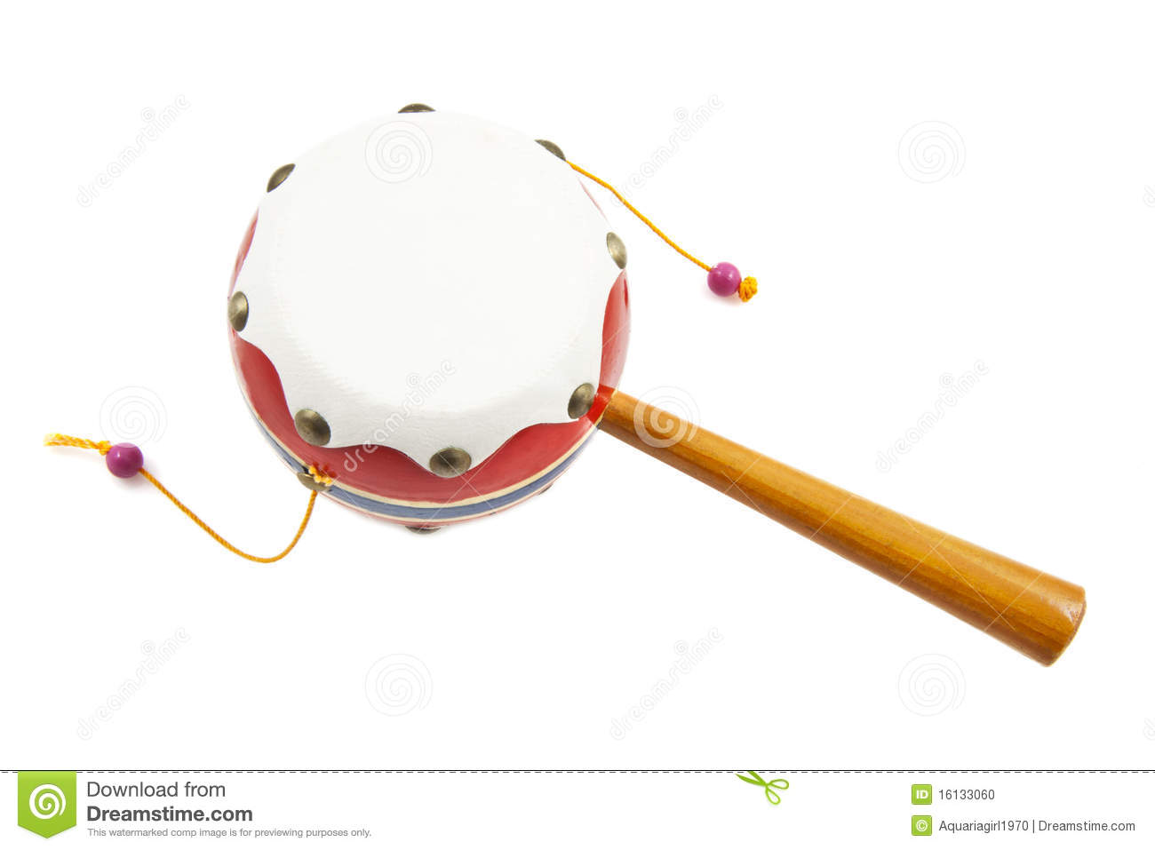 Little Percussion Musical Instrument Stock Photo - Image: 16133060