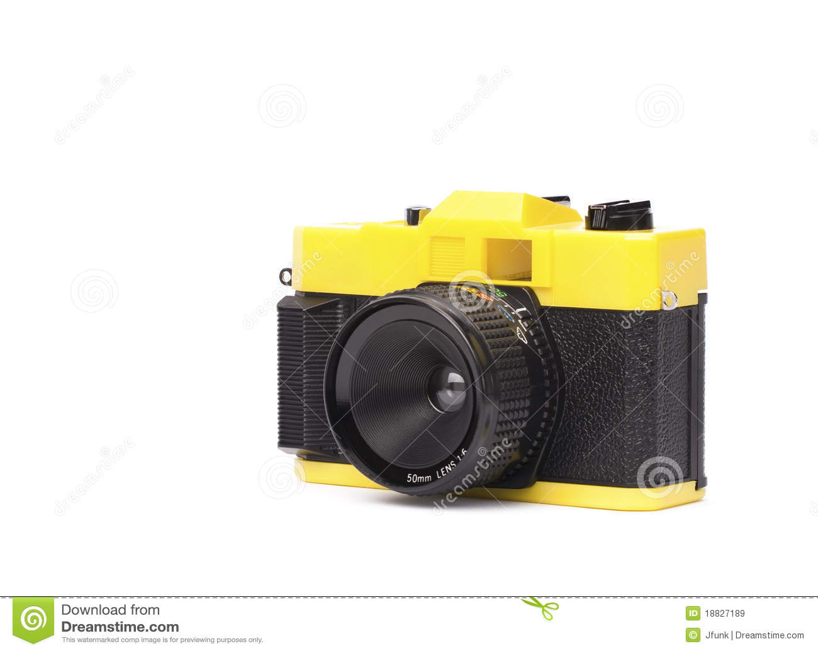 Little Plastic Camera