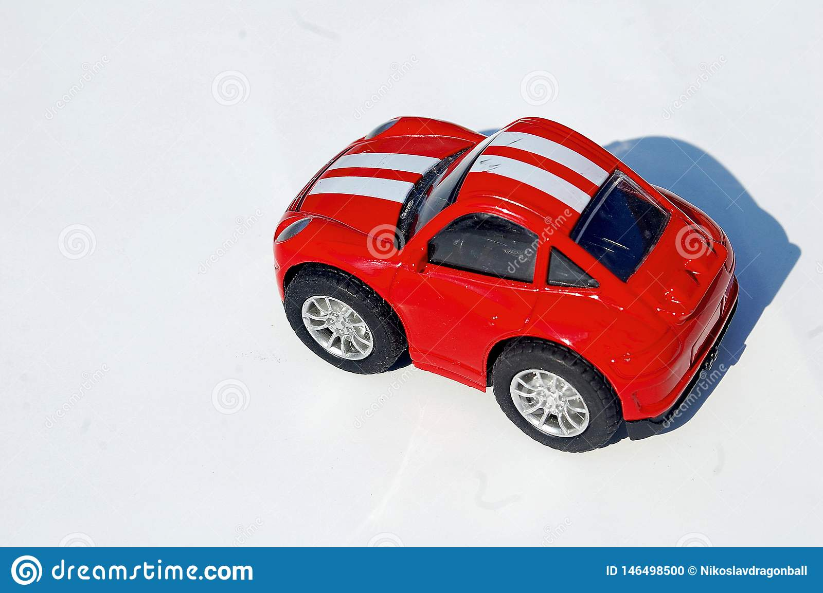 RED CAR Toy,In stock