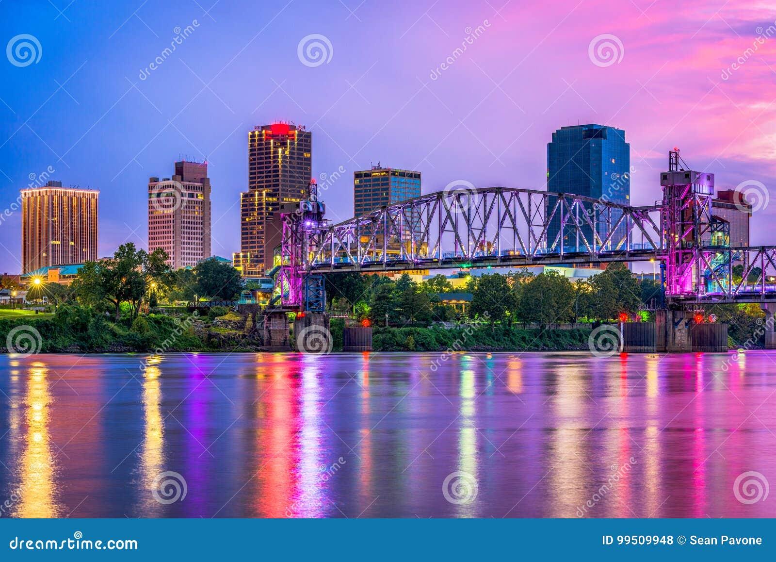 Little Rock, Arkansas, los E.E.U.U.
