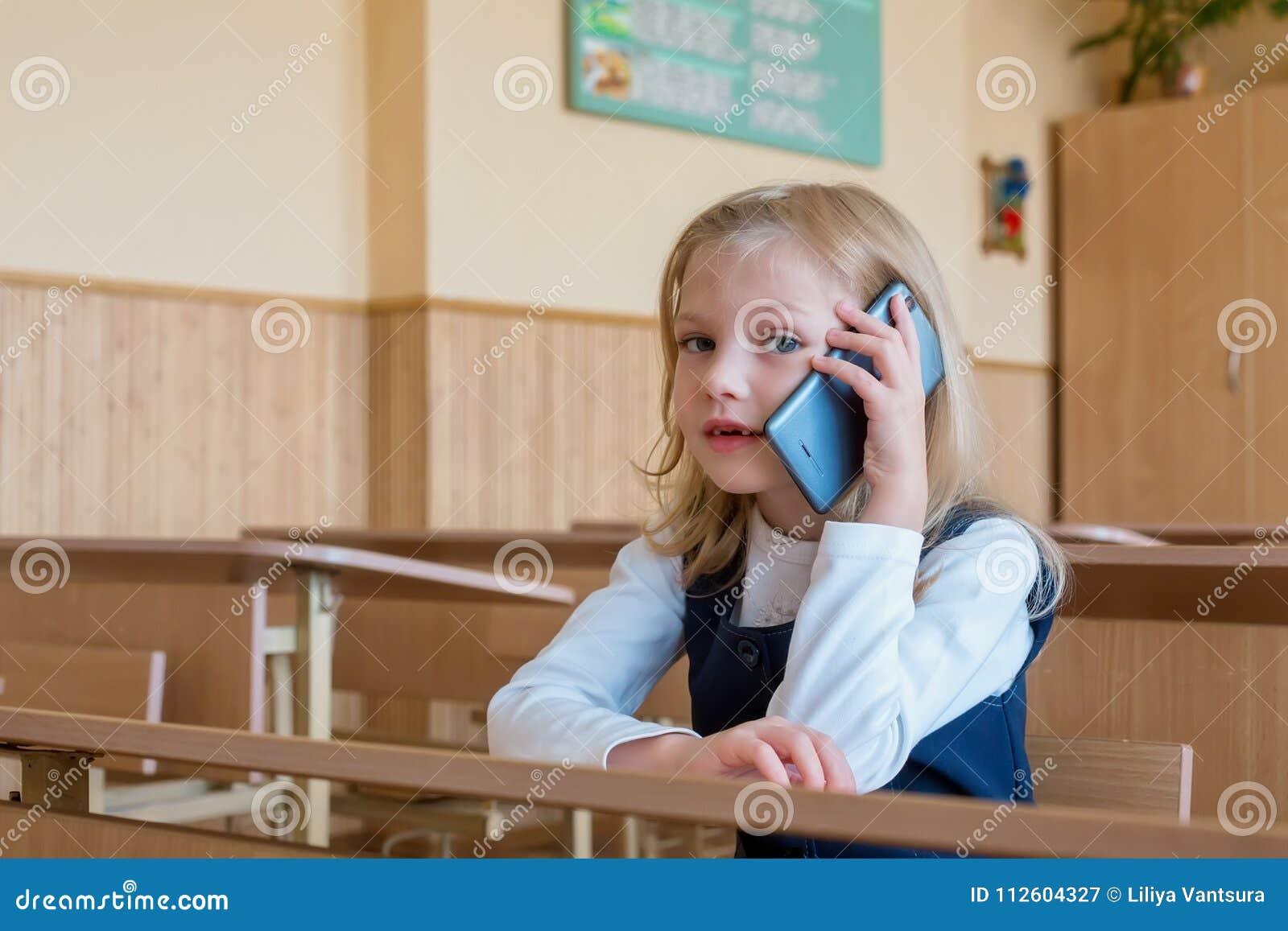 Phone first grader 73