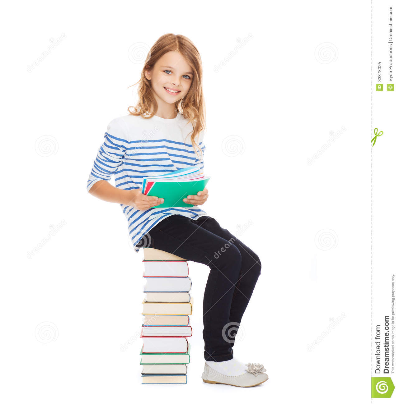little student girl sitting stack books education school concept 33878025 An Analysis Of Fast Systems For essay tiger reviews reviewingwriting