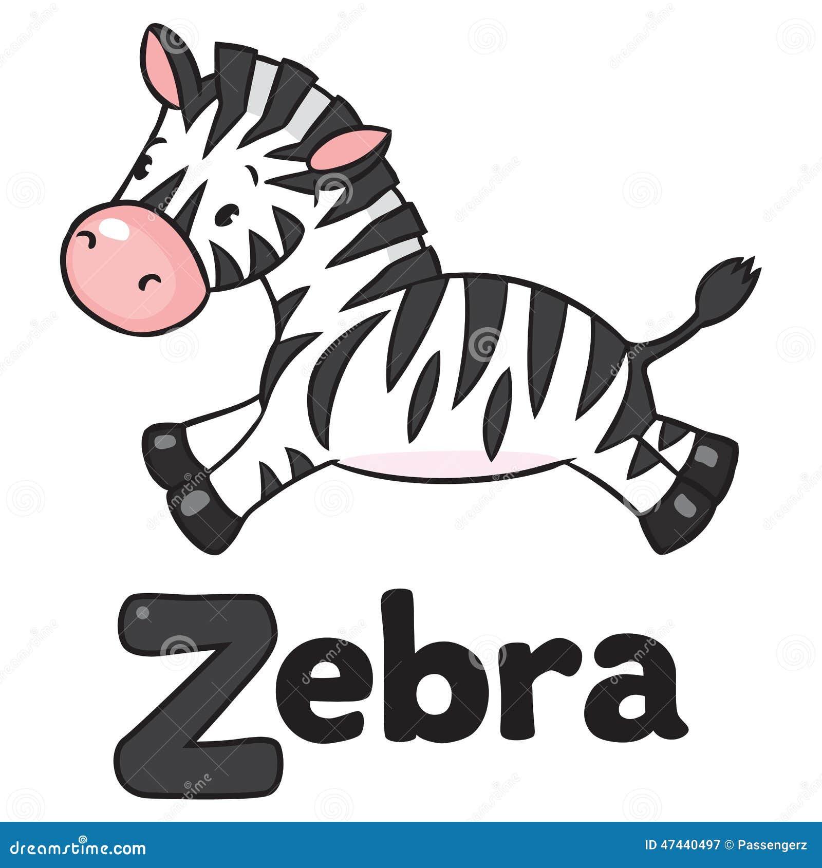 Stock Illustration Little Zebra Abc Alphabet Z Children Vector Illustration Funny Runs Savannah Image47440497 on Letter U Video Download
