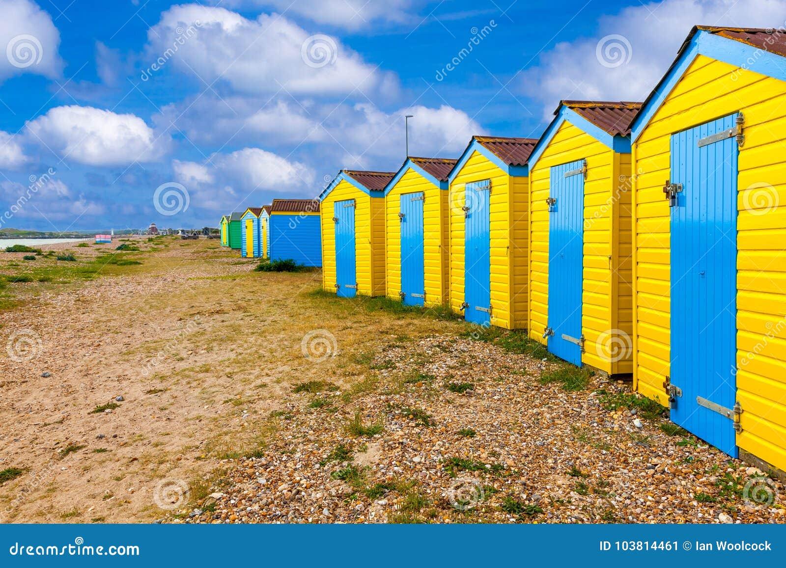 Littlehampton хат пляжа