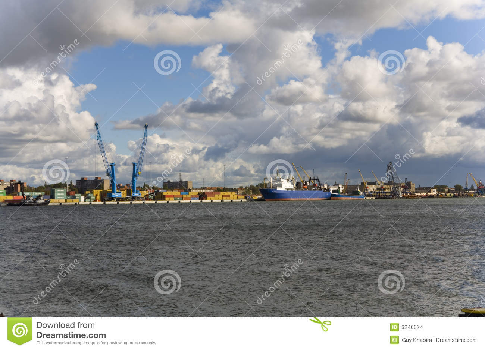 Litwa klaipeda portu