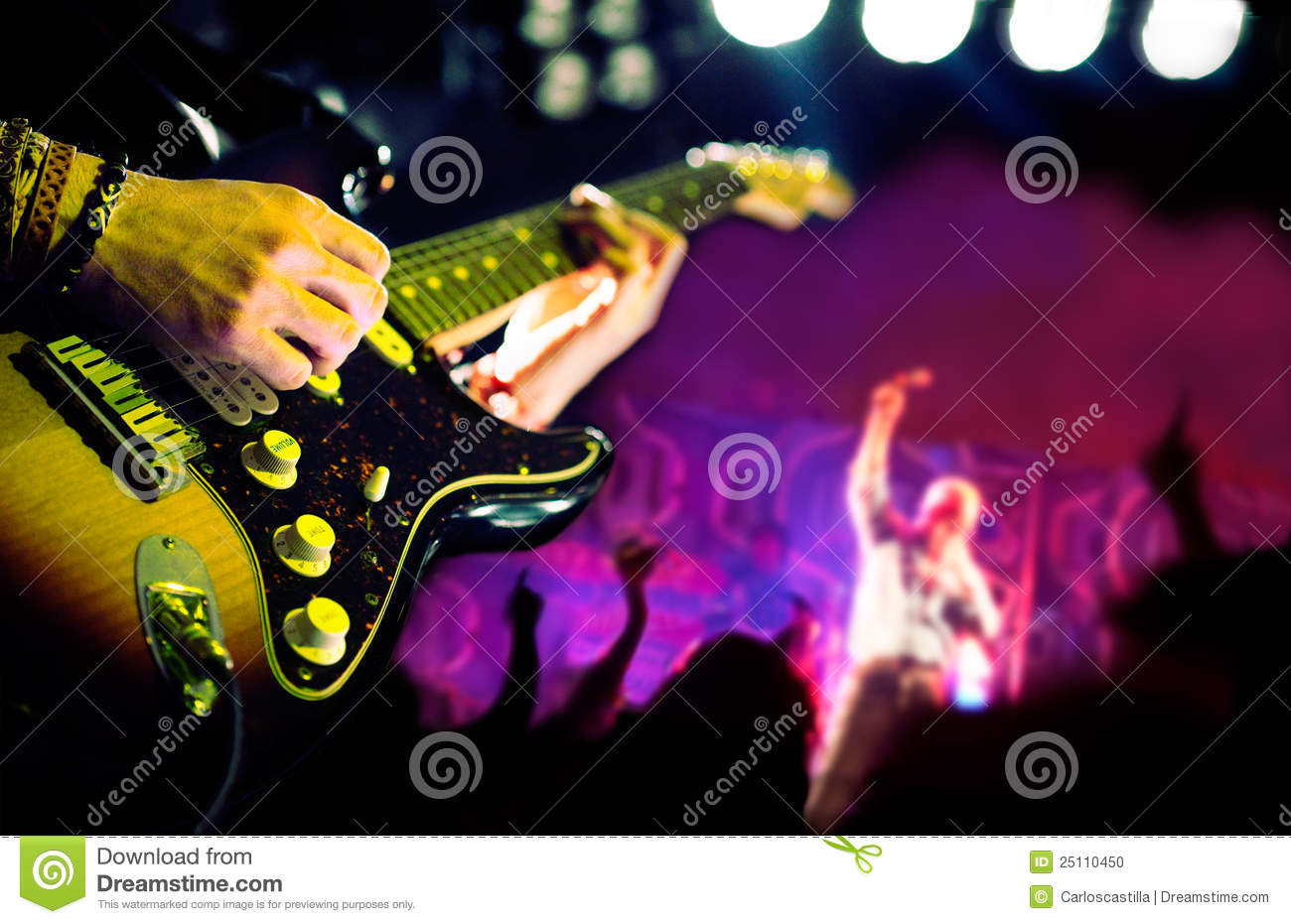 Live music background stock photo. Image of entertainment ...
