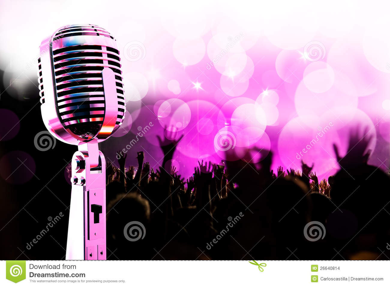 live music background stock images image 26640814