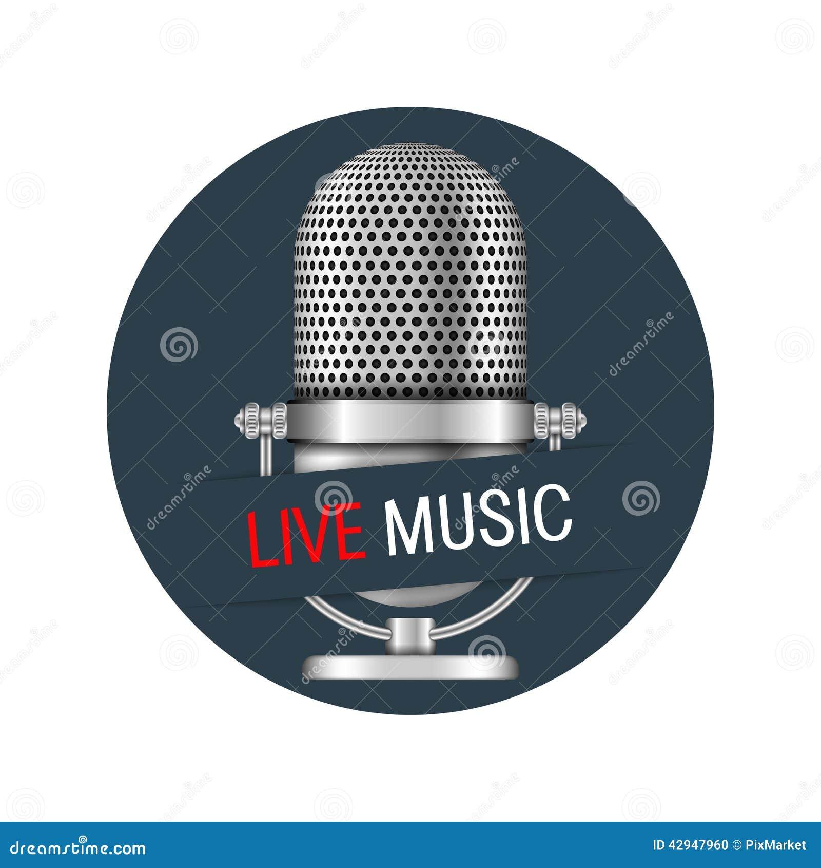 Live Music Banner