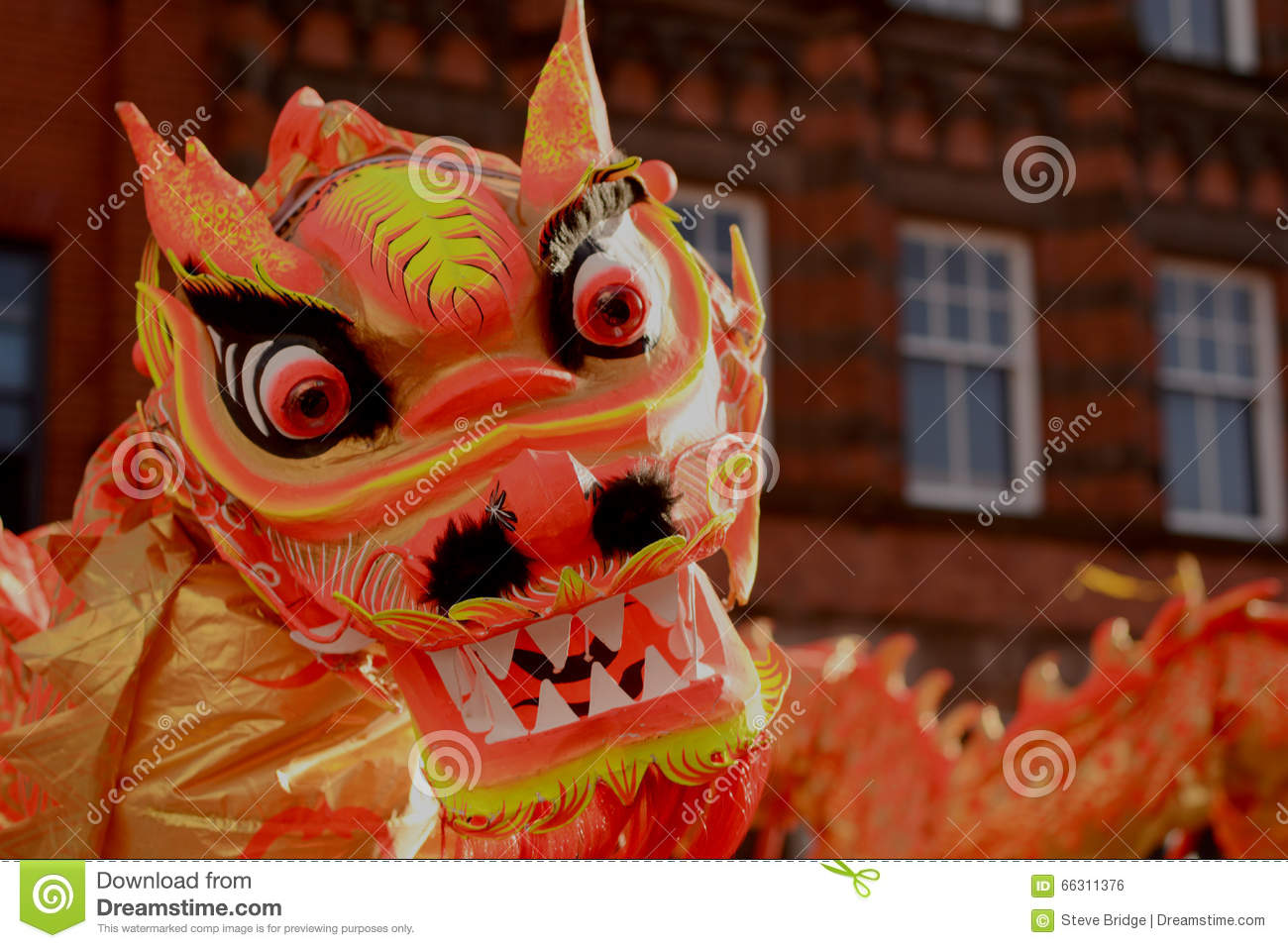 Liverpool Chinese New Year - Dragon Dance Editorial Photo - Image ...