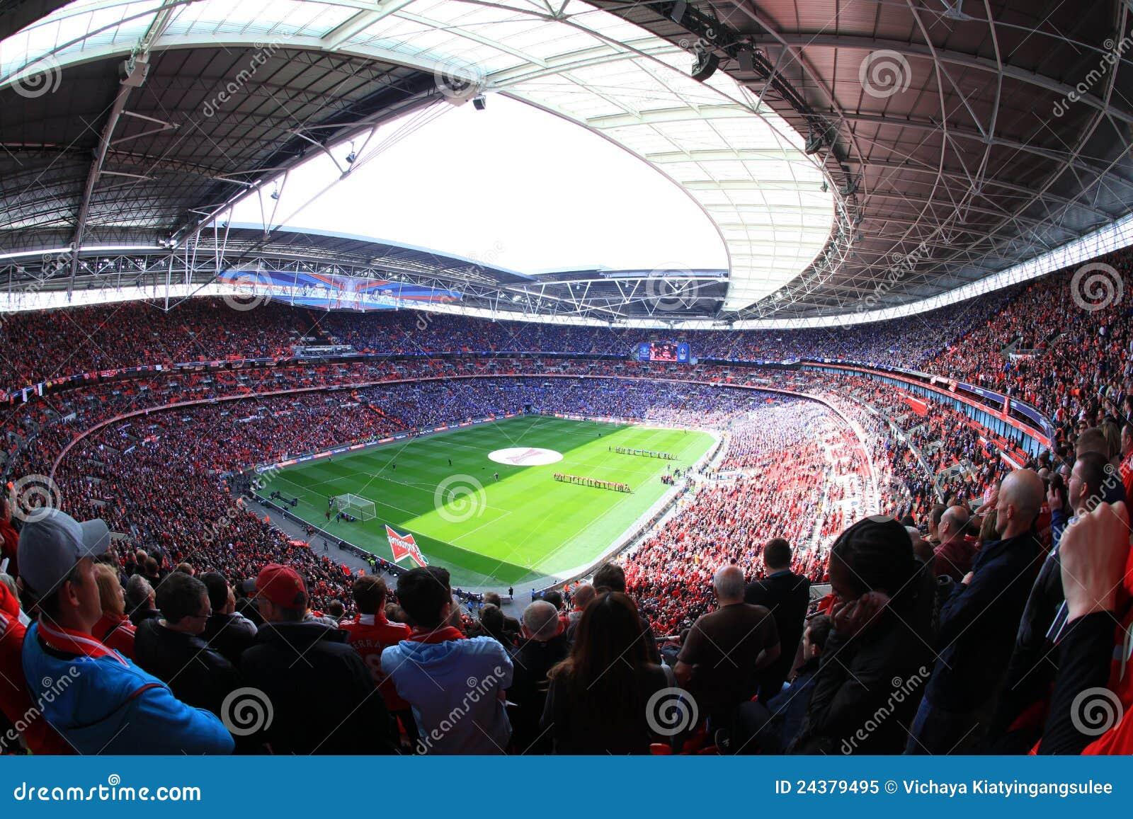 Liverpool versus Semi Def. 2012 van de Kop van Everton FA