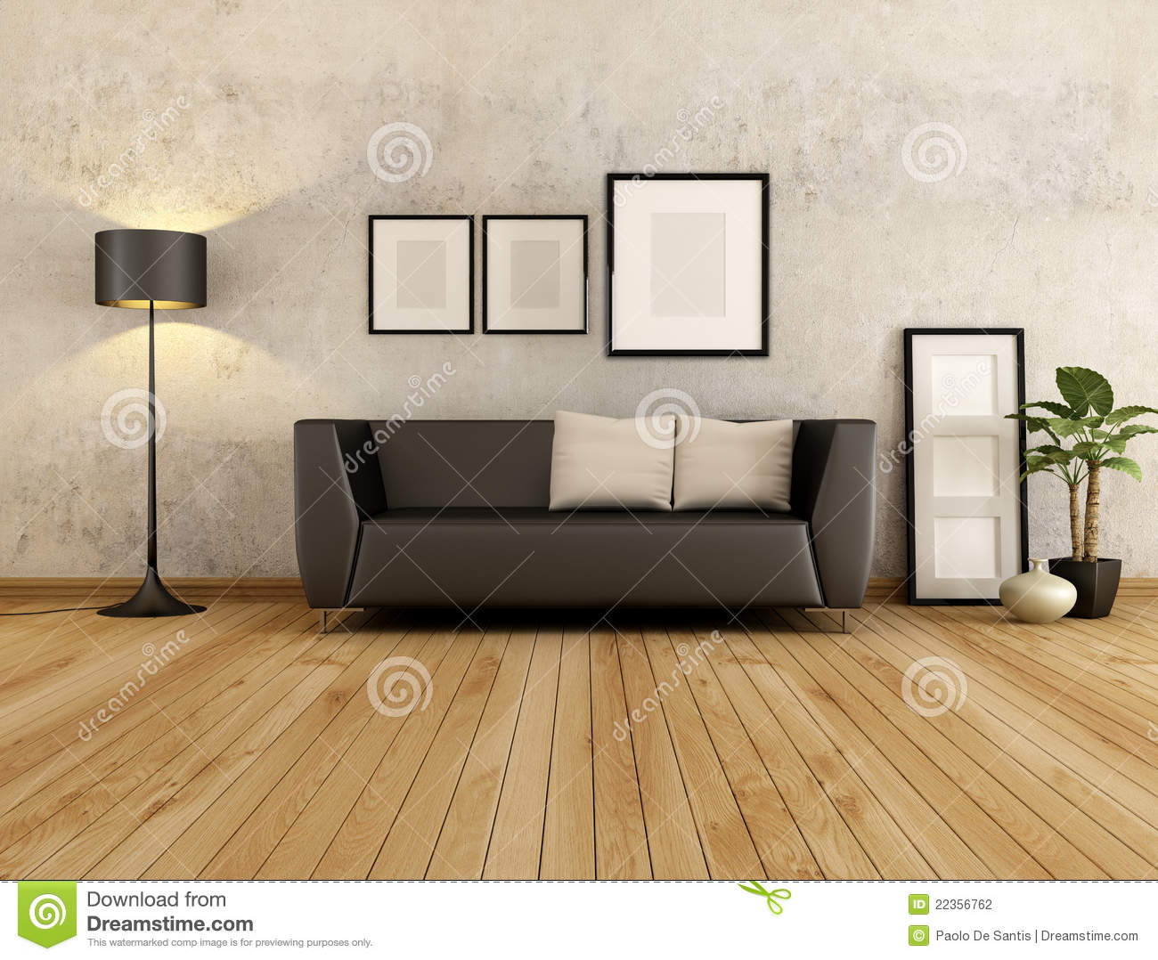Living Room Stock Photography - Image: 22356762