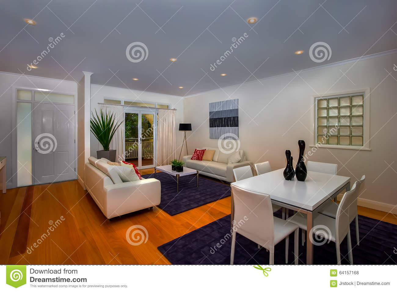 Dining Modern Room Space