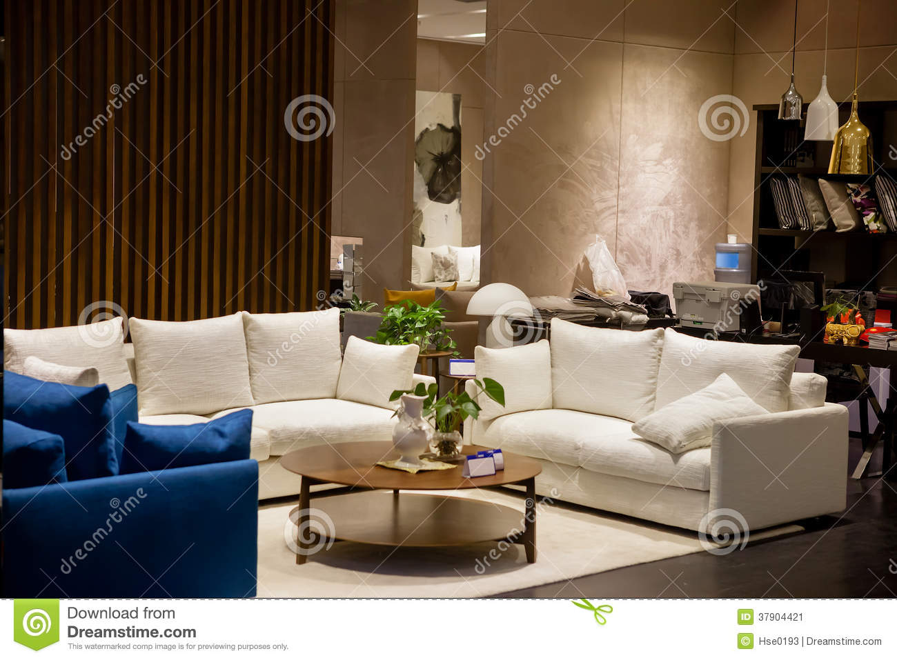 Download Living Room Effect With Spotlight Stock Image   Image Of House,  Luxury: 37904421