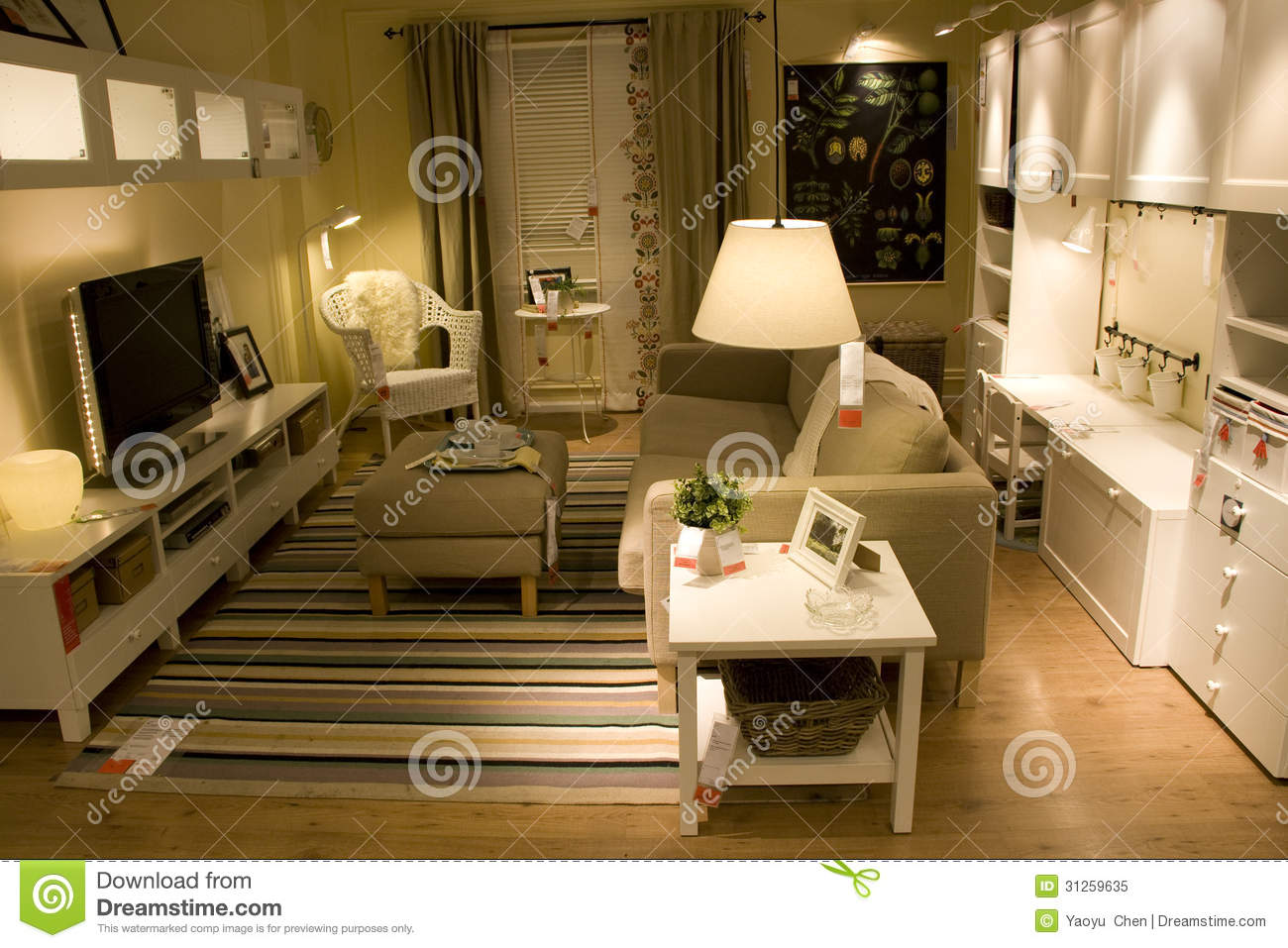 Living Room Furniture Store Editorial Image Image 31259635