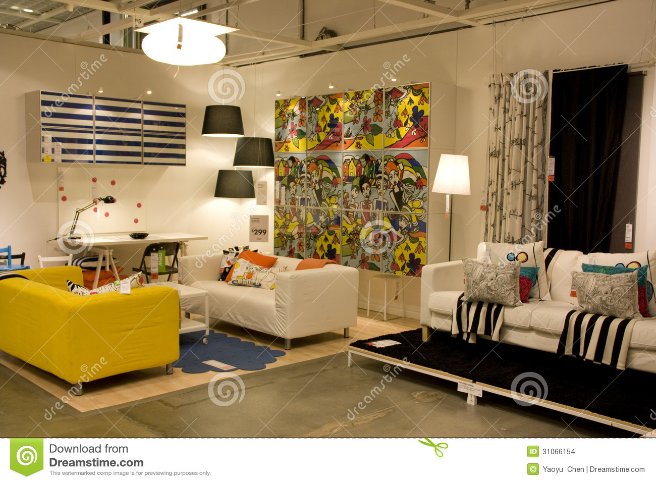 Living room furniture store editorial stock image image for Living room furniture stores
