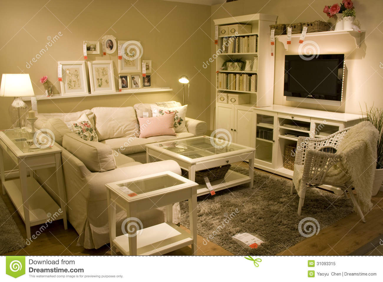 Living room furniture store editorial image image 31093315 for Home decor furniture stores