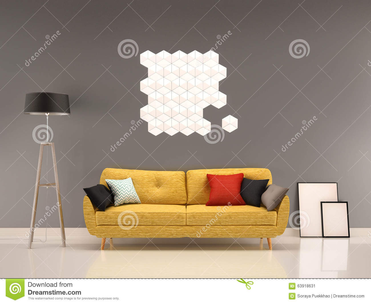 100 Gray And Yellow Living Room Furnishr See All