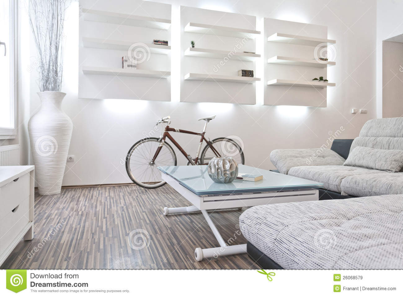 Royalty Free Stock Photo Bicycle Design High Interior