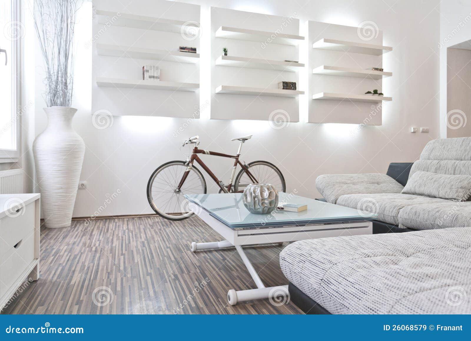 Living room interior design royalty free stock images for Hi tech living room designs