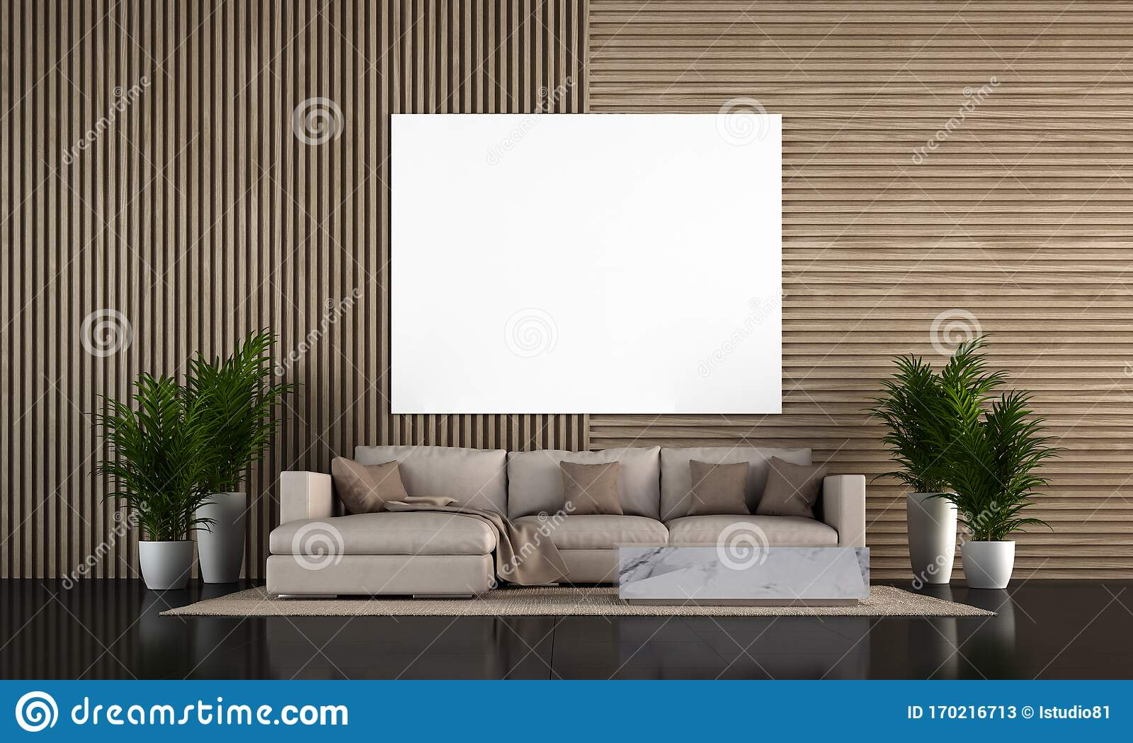 The Interior Design Of Loft Living Room And Wooden Tile Texture Wall Background Stock Illustration Illustration Of Idea Apartmnet 170216713