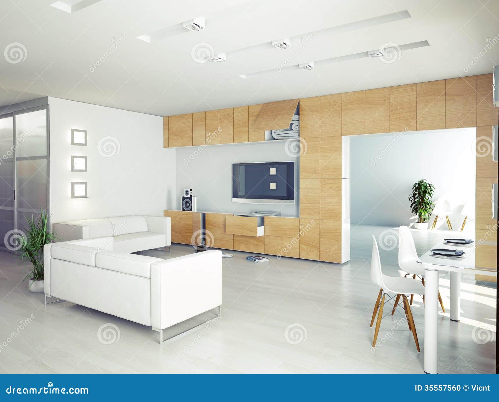 Living Room Interior Stock Photo Image 35557560